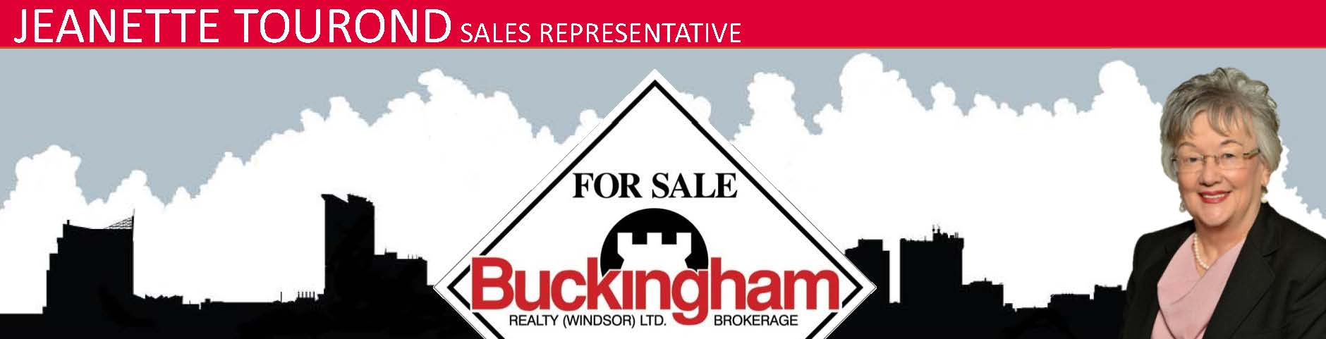 Jeanette Tourond - Buckingham Realty